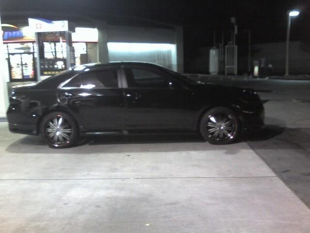blkprote 2008 Toyota Camry