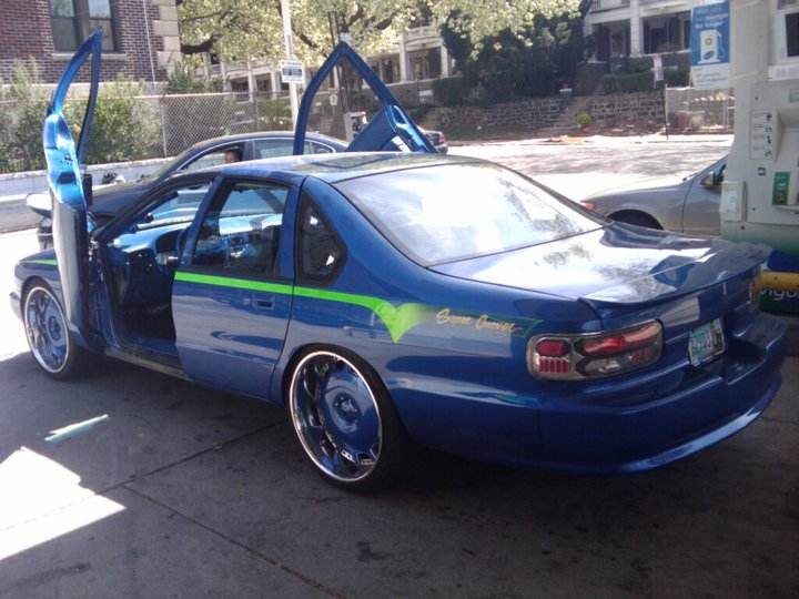 Another BOSSBOX 1989 Chevrolet Caprice post... - 14880130