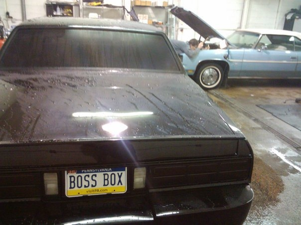 Another BOSSBOX 1989 Chevrolet Caprice post... - 14880142