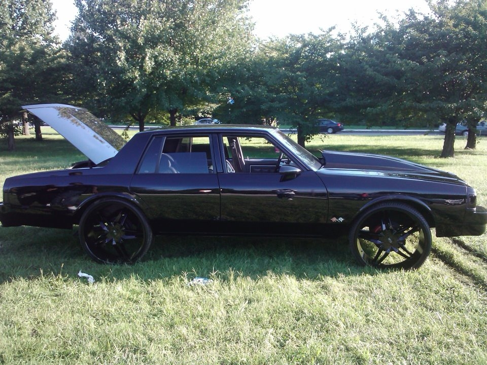 Another BOSSBOX 1989 Chevrolet Caprice post... - 14880163