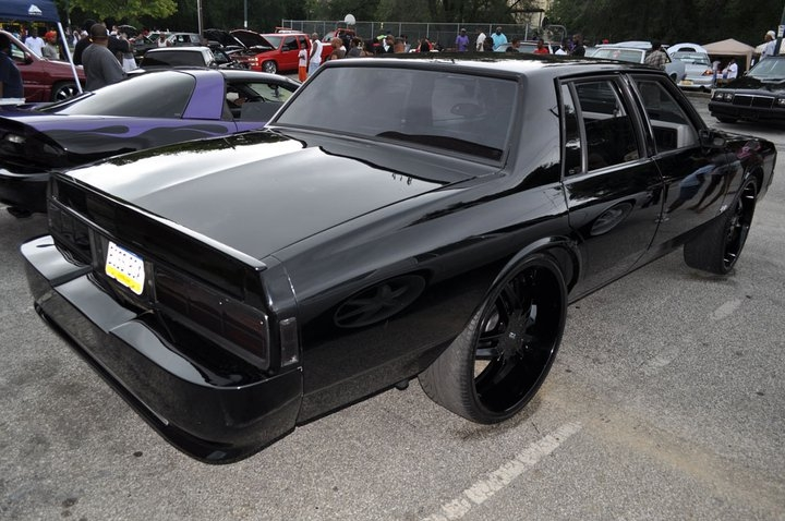 Another BOSSBOX 1989 Chevrolet Caprice post... - 14880164