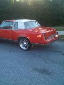504Josh's 1981 Oldsmobile Cutlass Supreme