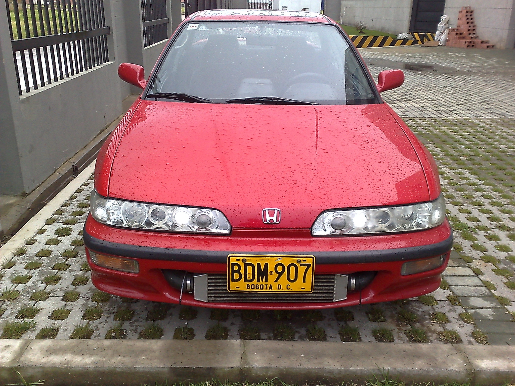 Another Nitrok1000in 1993 Honda Integra post... - 16443708