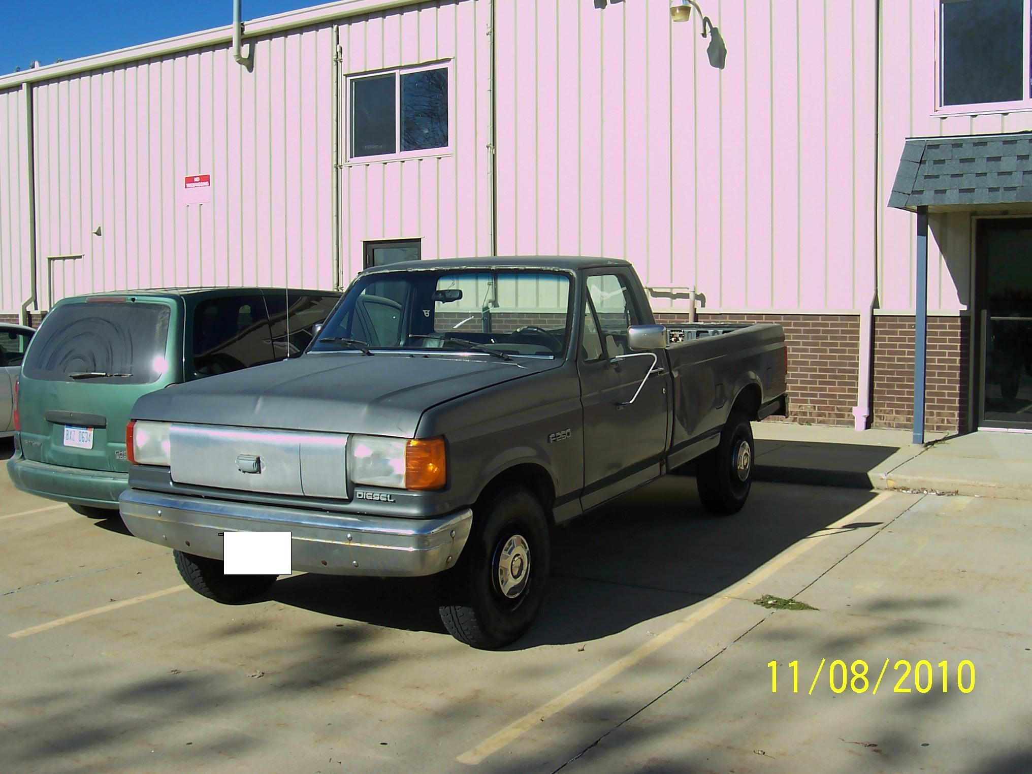 Another AchievaGuy1991 1991 Ford F250 Regular Cab post... - 14877456