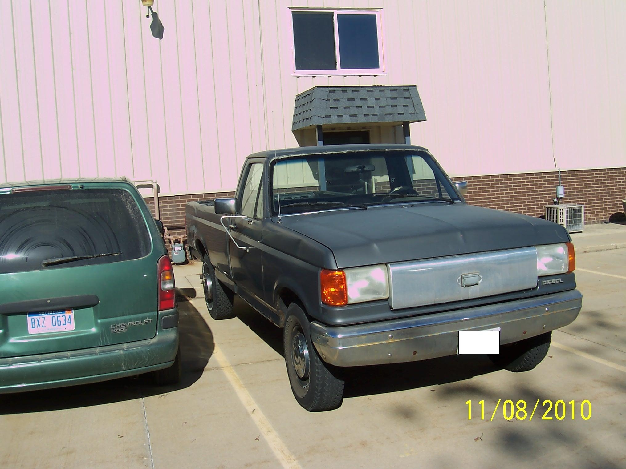 Another AchievaGuy1991 1991 Ford F250 Regular Cab post... - 14877457