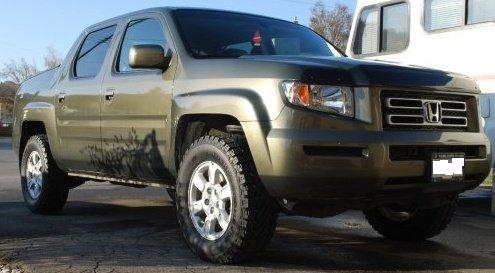 Image Result For Honda Ridgeline Truxx Lift