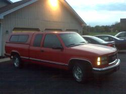 howie2336sl1s 1995 GMC Sierra 1500 Extended Cab