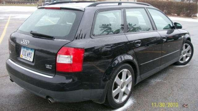 desertlegend 39 s 2003 audi a4 1 8t avant quattro wagon 4d in hayward ca. Black Bedroom Furniture Sets. Home Design Ideas