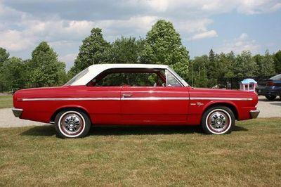 Another Runnalls 1968 AMC Rambler post... - 14880588
