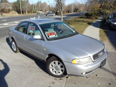 Another Runnalls 1999 Audi A4 post... - 14880598