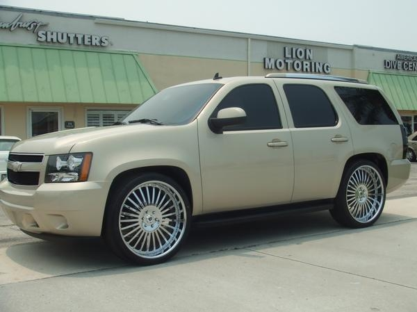 Another LIONMOTORINGcom 2010 Chevrolet Tahoe post... - 14883104
