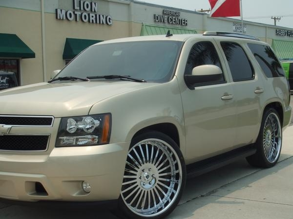 Another LIONMOTORINGcom 2010 Chevrolet Tahoe post... - 14883105