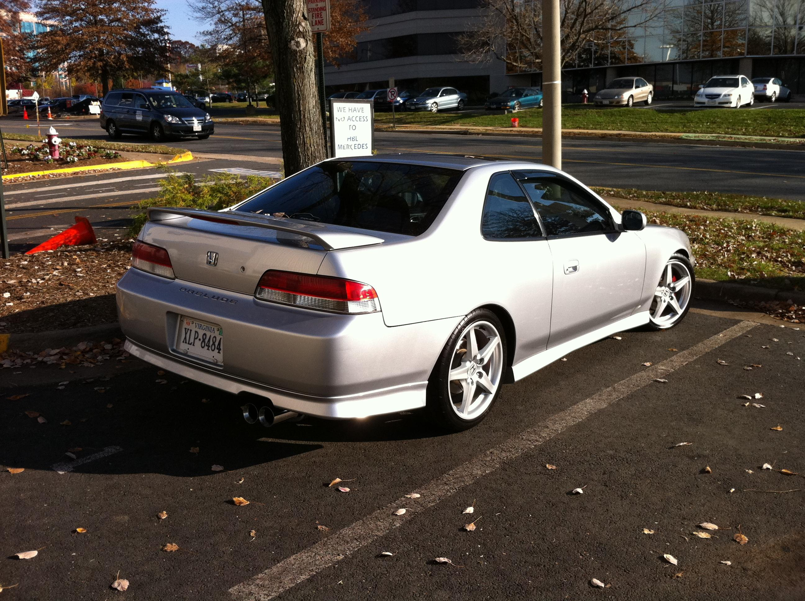 prelude type sh weight loss