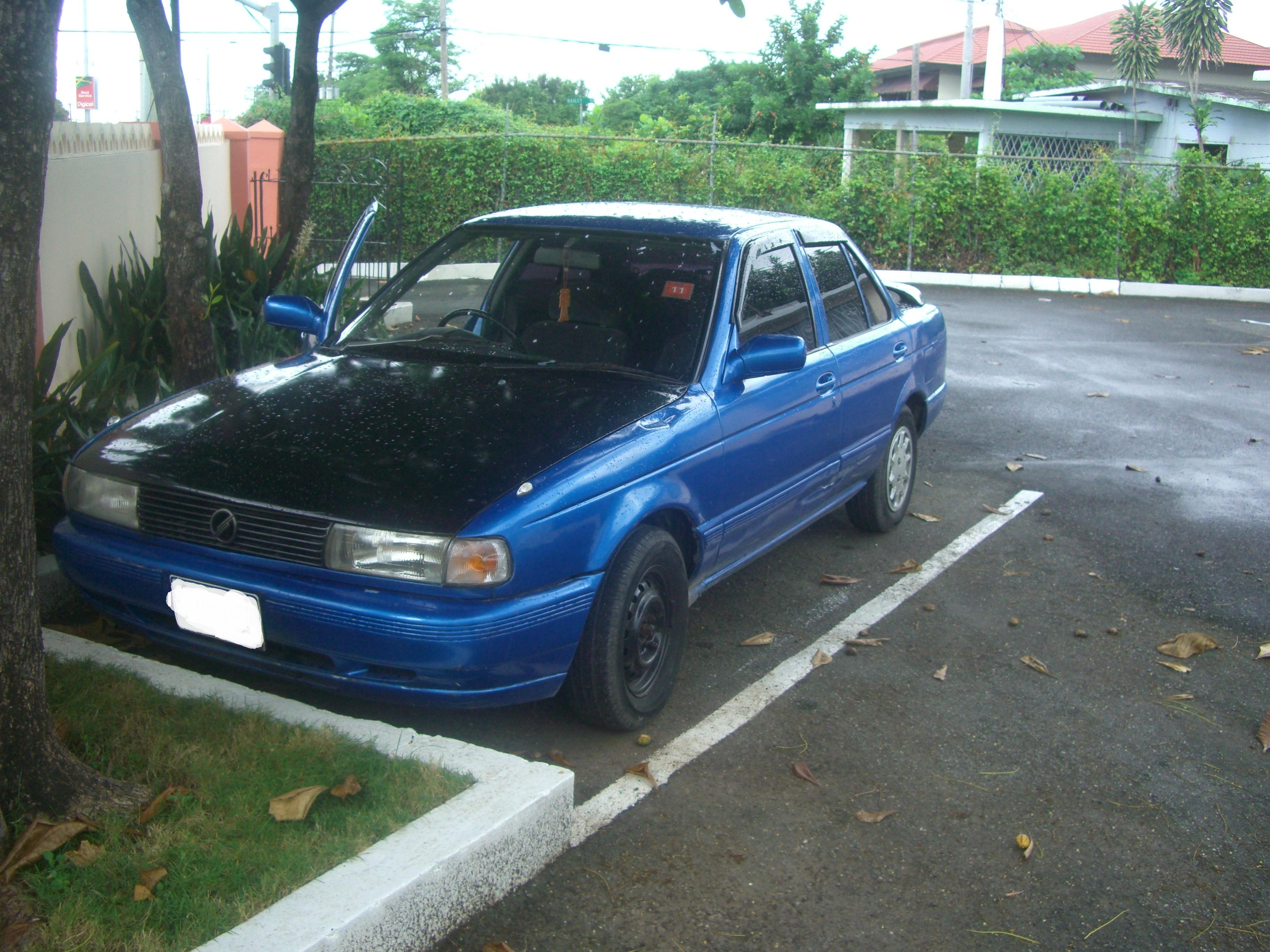 Another crackynovice 1990 Nissan Sunny post... - 14883147