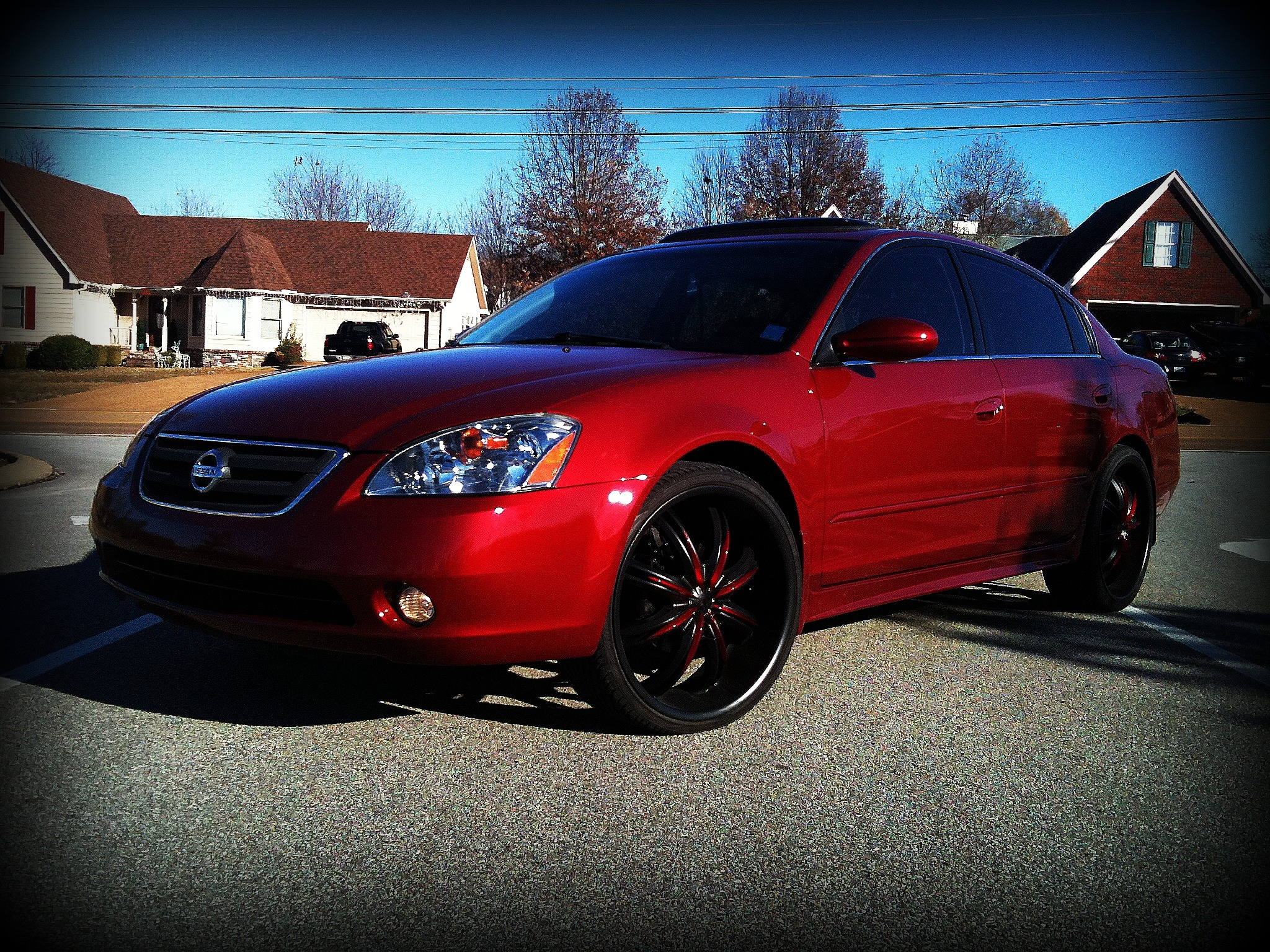 2hott4yall 2004 nissan altima3 5 se sedan 4d specs photos. Black Bedroom Furniture Sets. Home Design Ideas