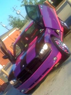 Moniq_PinkNPurps 2007 Dodge Charger