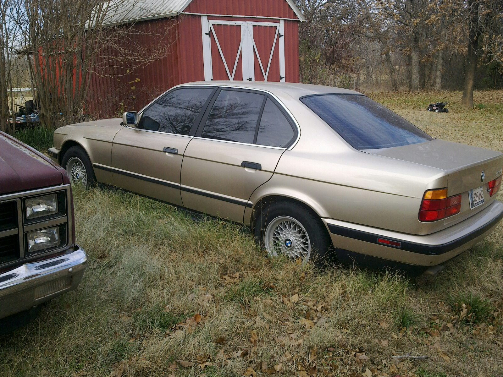 Another princessisout 1992 BMW 5 Series post... - 14884257