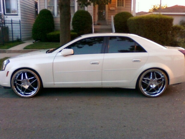 Another P_Rico23 2004 Cadillac CTS post... - 14884379