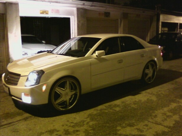 Another P_Rico23 2004 Cadillac CTS post... - 14884380