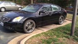 hd8706s 2009 Nissan Altima