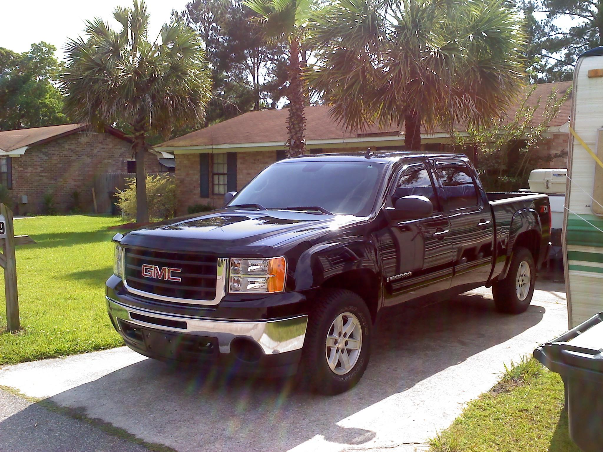 ford7374 2009 gmc sierra classic 1500 crew cab specs photos modification info at cardomain. Black Bedroom Furniture Sets. Home Design Ideas