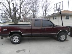 maroonchevy 1997 Chevrolet 1500 Extended Cab