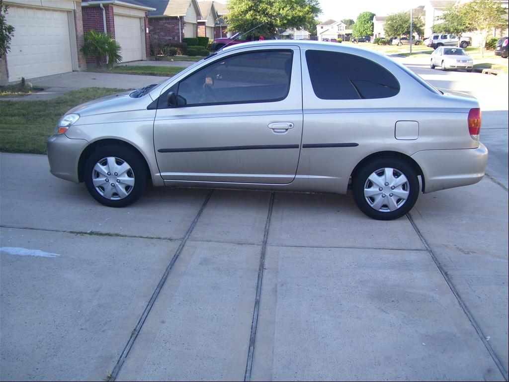 2003 Toyota Echo Sedan 2D