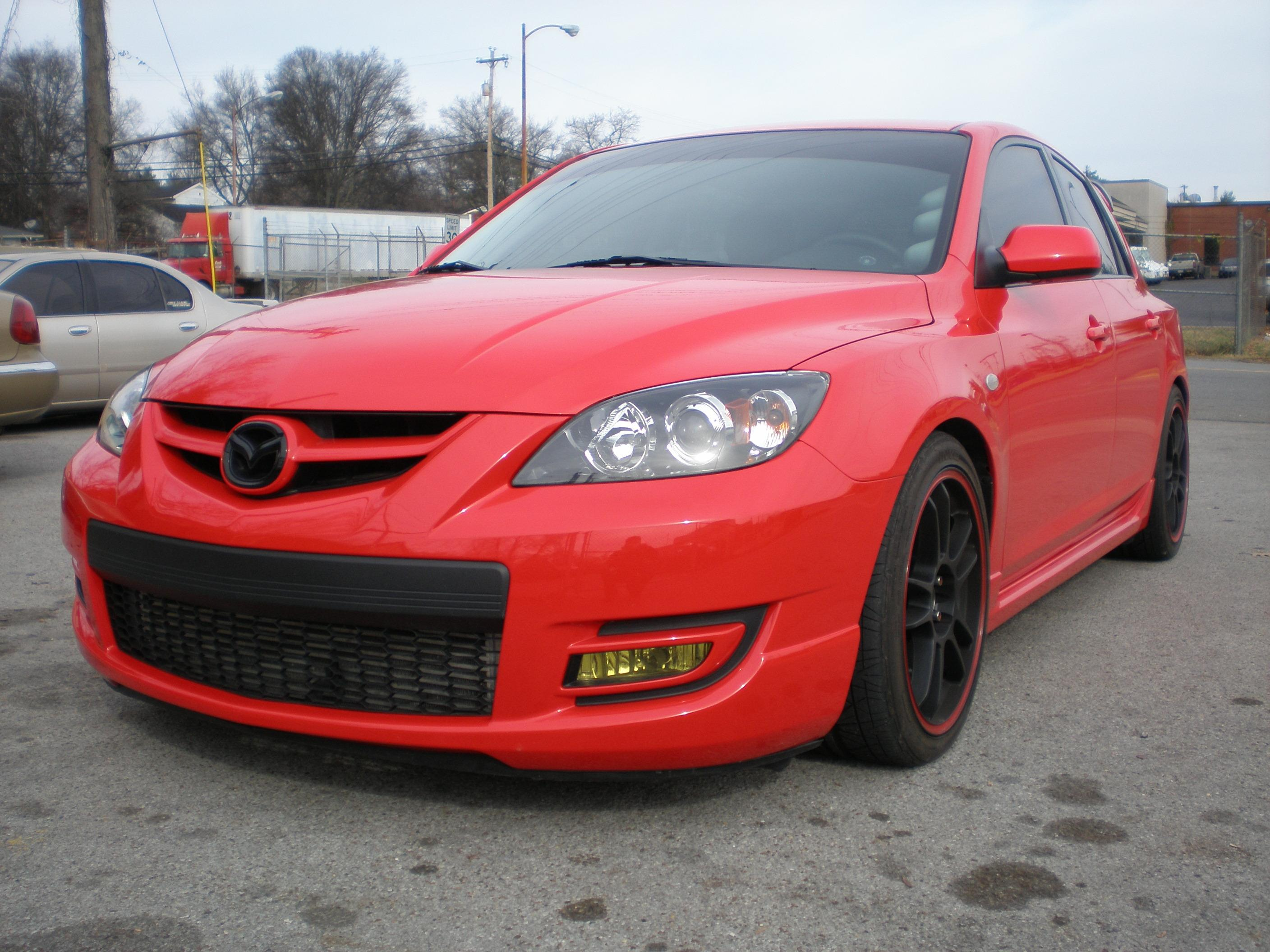 kageryu311 2007 mazda mazda3mazdaspeed3 grand touring hatchback 4d specs photos modification. Black Bedroom Furniture Sets. Home Design Ideas
