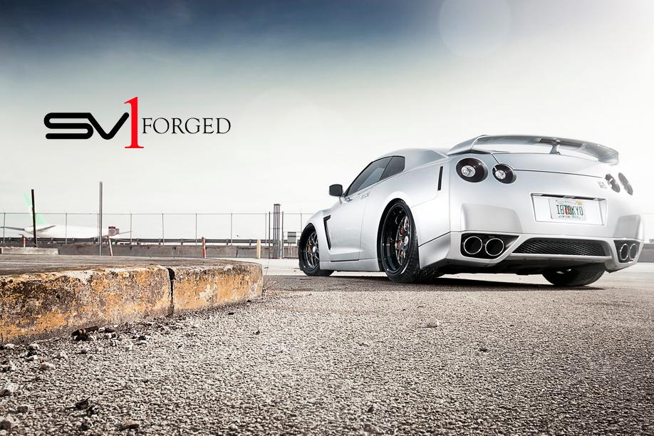 Another TeamSV1Forged 2009 Nissan GT-R post... - 14886408