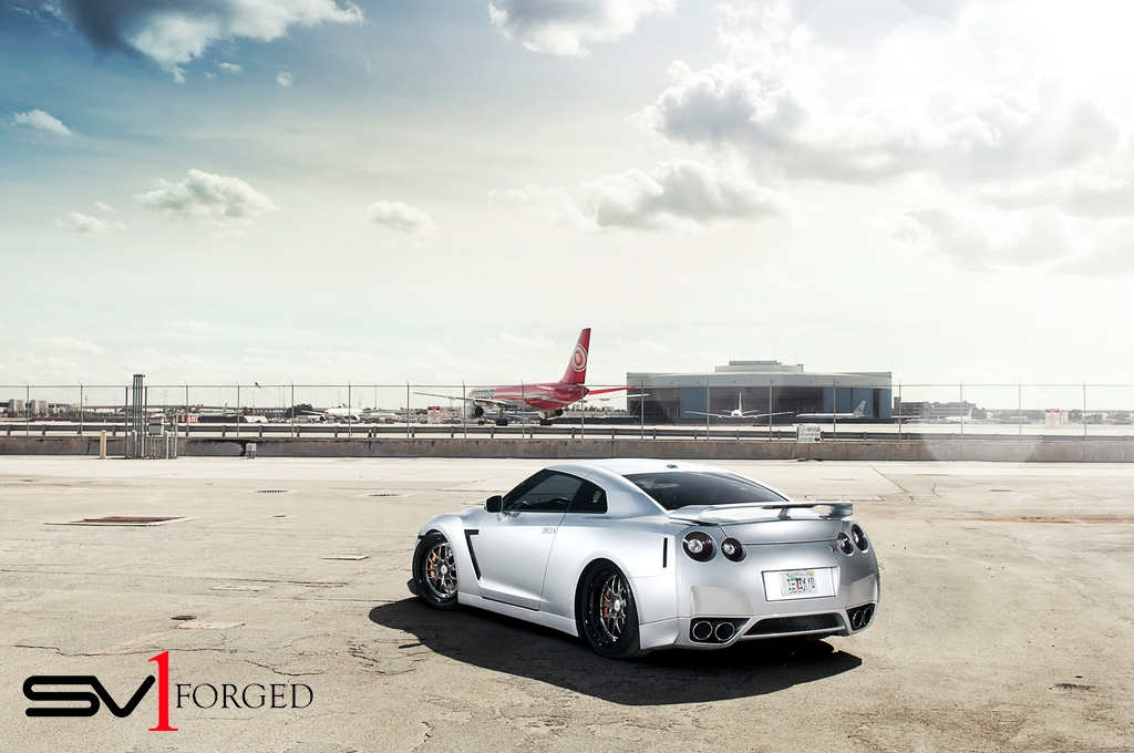 Another TeamSV1Forged 2009 Nissan GT-R post... - 14886412