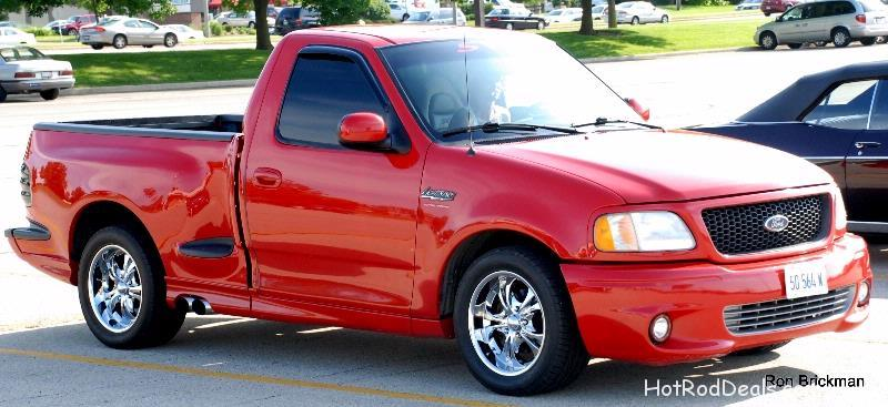 Saleenfocus39 2000 Ford F150 Heritage Regular Cab Specs
