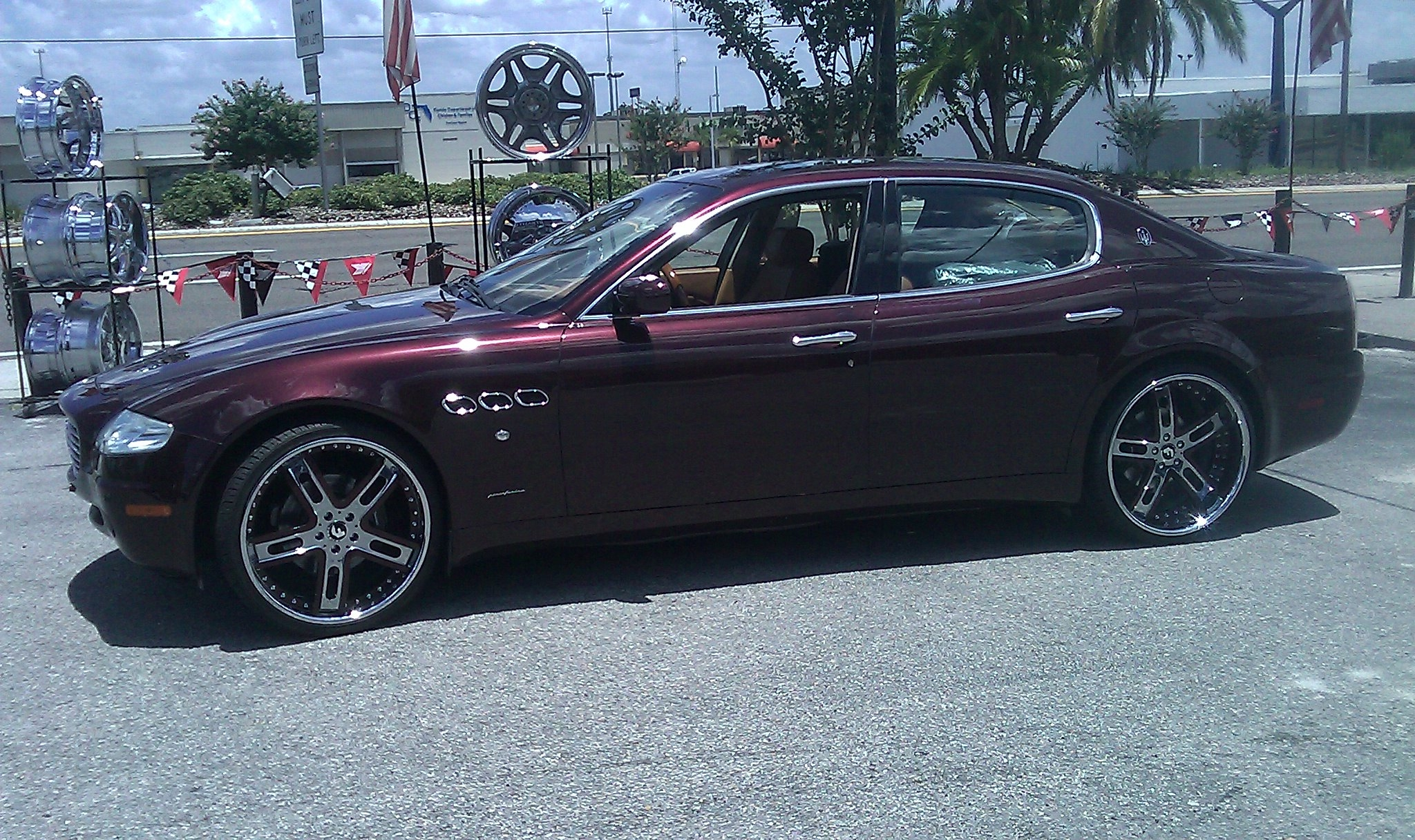 Another wilsongarcia 2007 Maserati Quattroporte post... - 14886676