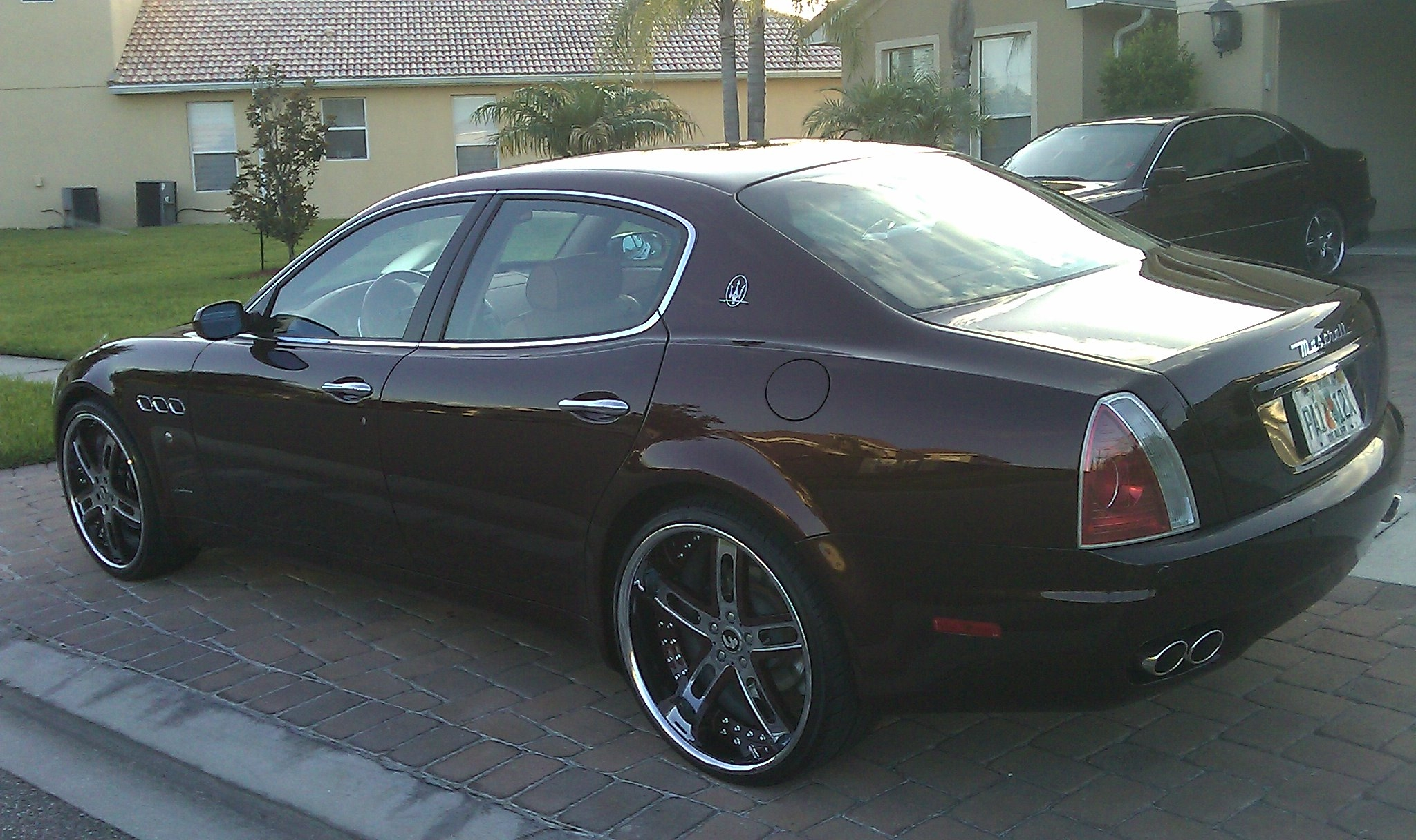 Another wilsongarcia 2007 Maserati Quattroporte post... - 14886681
