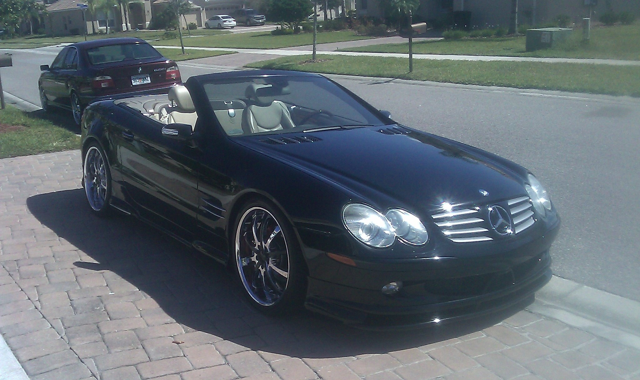 Another wilsongarcia 2006 Mercedes-Benz SL-Class post... - 14887017