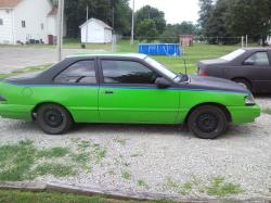 limegreen92 1992 Ford Tempo