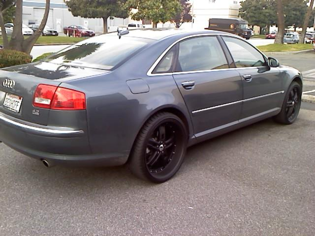 Used 2006 Audi A8 for sale - Pricing