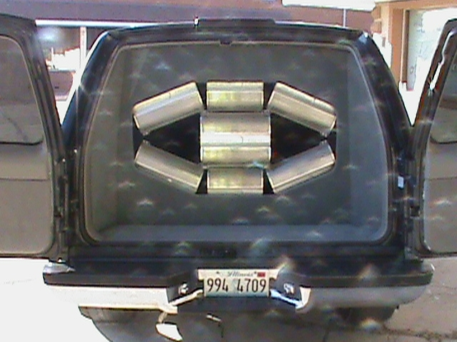 Another AUSTIN BISHOP 1999 Chevrolet Tahoe post... - 14889613