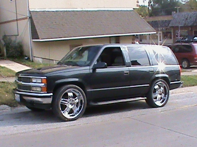 Another AUSTIN BISHOP 1999 Chevrolet Tahoe post... - 14889618