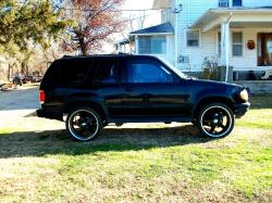Hatfieldracins 1998 Ford Explorer Sport