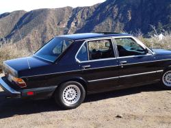 Norbies 1983 BMW 5 Series
