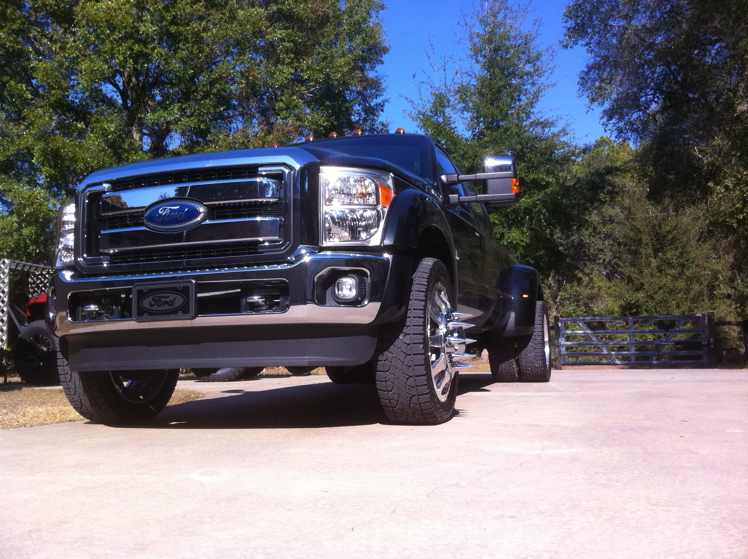Another BlackfynCustoms1 2011 Ford F450 Super Duty Crew Cab post... - 14891761