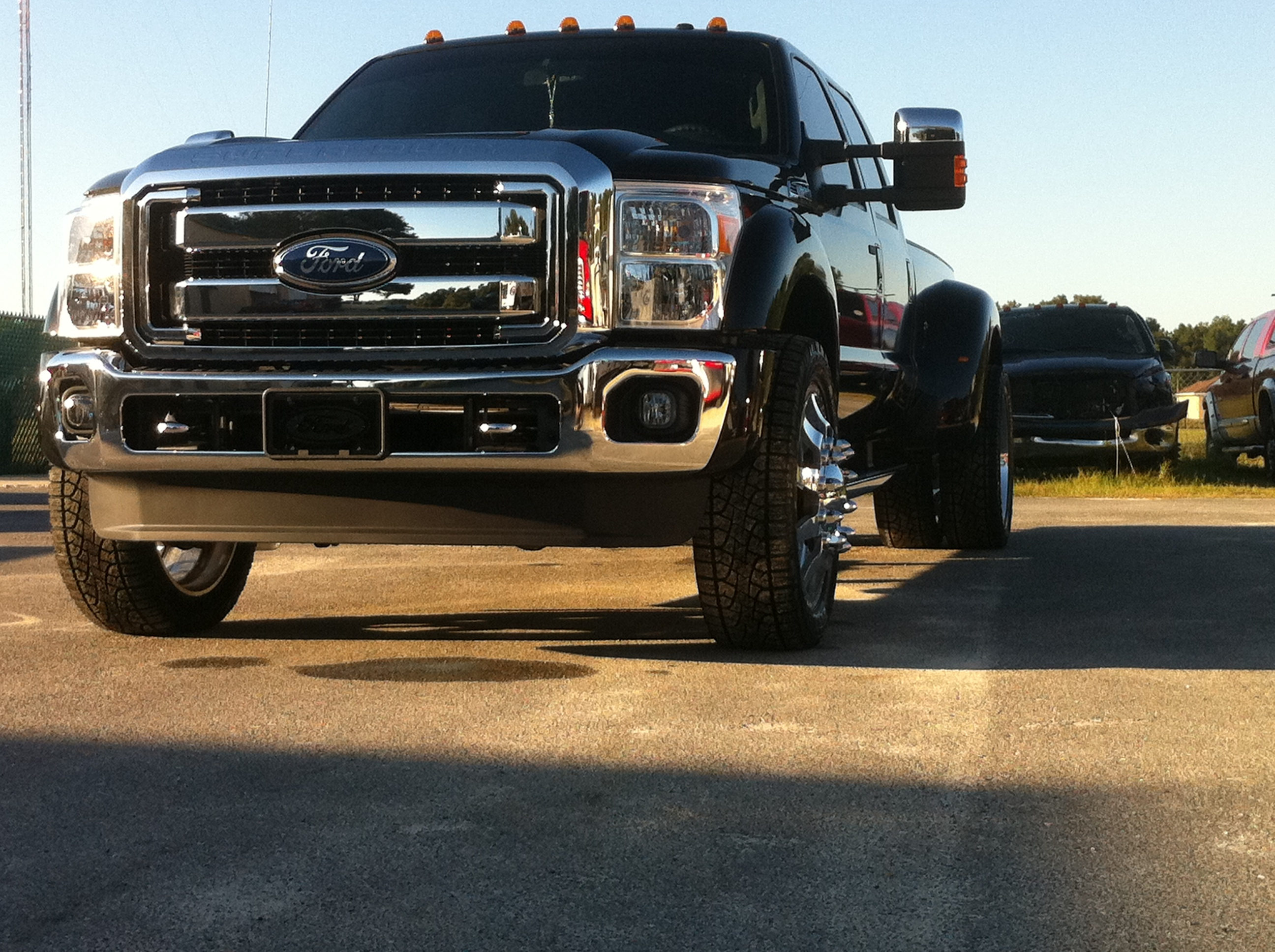 Another BlackfynCustoms1 2011 Ford F450 Super Duty Crew Cab post... - 14891763