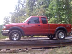 004x4offroad 2000 Ford Ranger Super Cab