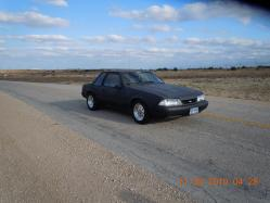 TexasTankers 1990 Ford Mustang