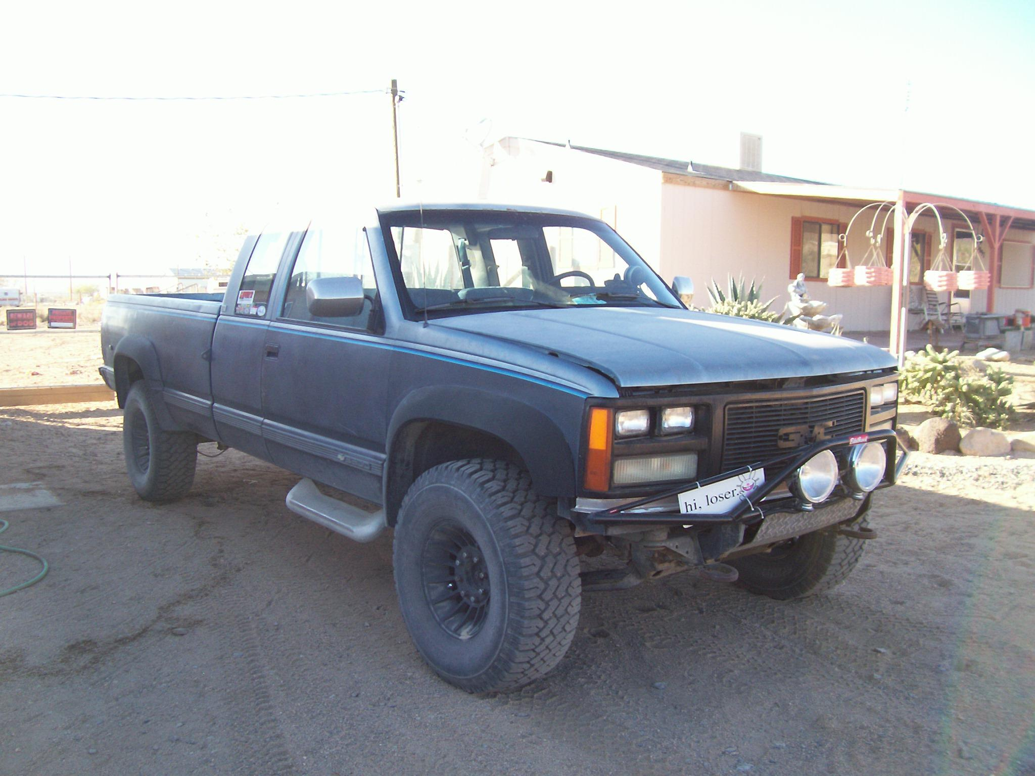 Another oldschool787 1988 Chevrolet 3500 Extended Cab & Chassis post... - 14893012