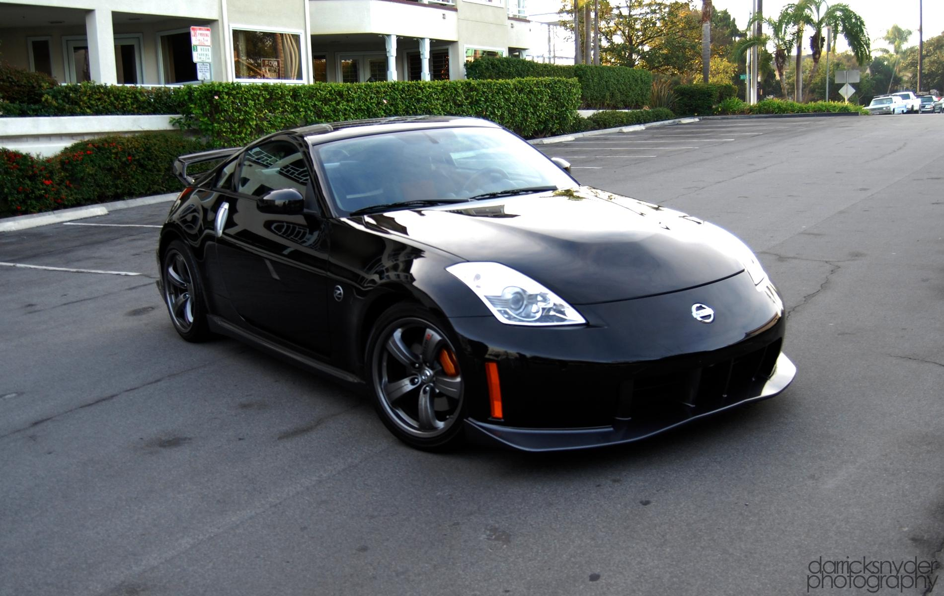 blakesherman 2008 Nissan 350ZNismo Coupe 2D Specs, Photos ...