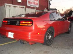 YoungMoneyZsquads 1990 Nissan 300ZX