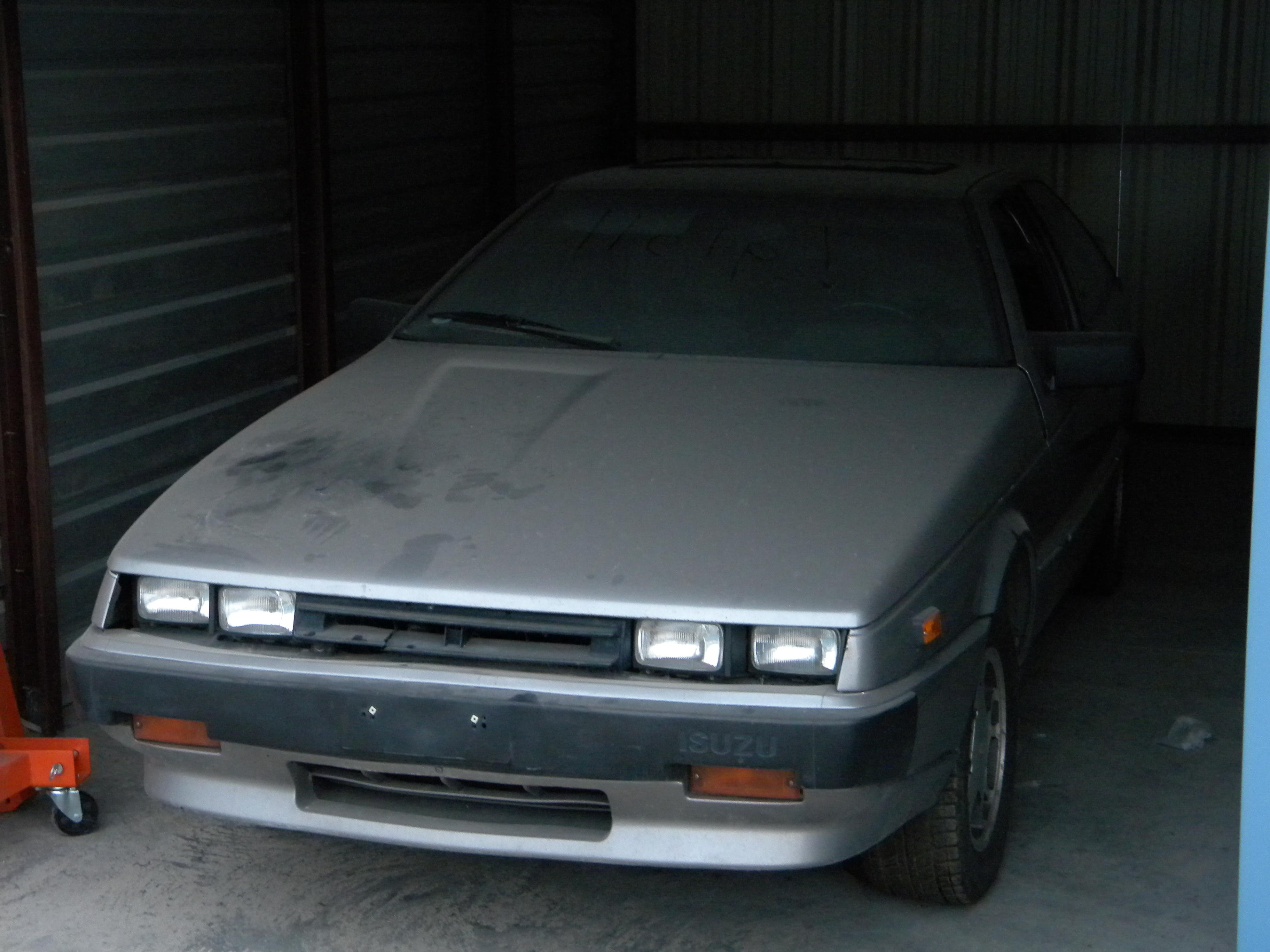 ImpulseRocket 1988 Isuzu Impulse