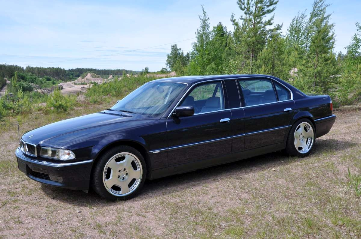 e34zoui 1998 BMW L7 Specs, Photos, Modification Info at ...
