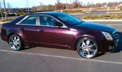 mightyonyxs 2009 Cadillac CTS